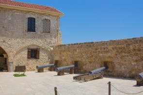 Pevnost Larnaca