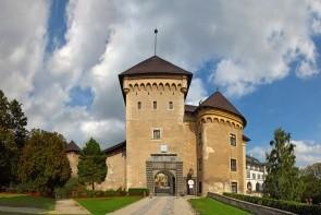 Zámok a Múzeum Velké Meziříčí