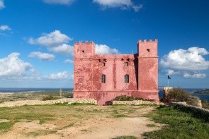 Věž Sv. Agáty (Červená věž)