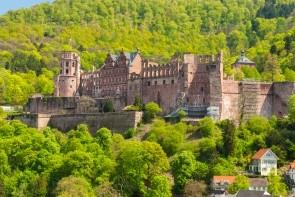Zámok Heidelberg