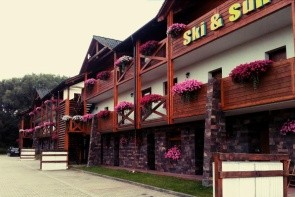Ski & Sun Wellness Appartments (Jasná)