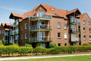 Apartmán Baltrum-Badestrasse (Norddeich)