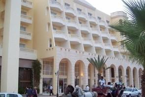 L'atrium Yasmine Hammamet