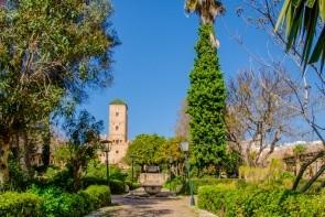 Andaluské zahrady