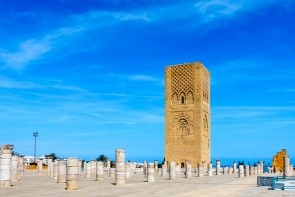 Věž Hassan