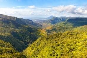 Národní park Black River Gorges