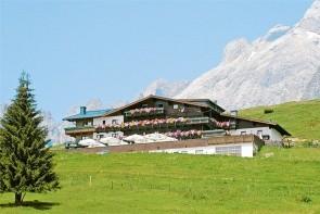 Almhotel Kopphütte