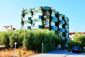 Apartmán Saloustros
