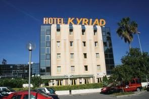 Kyriad Nice Ouest Stade-Saint Isidore