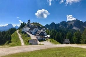 Rifugio Al Santuario (Monte Lussari)