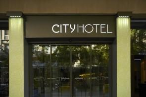 City Hotel A Central Spa