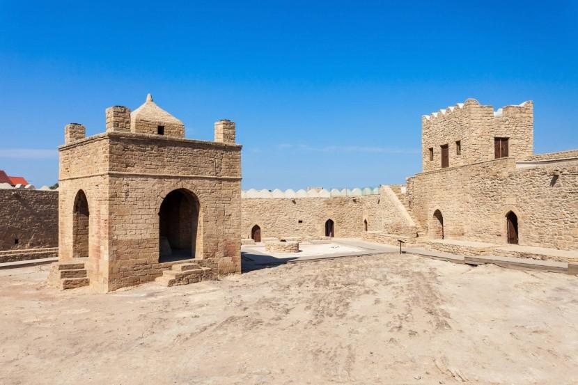 Chrám věčného ohně Atashgah