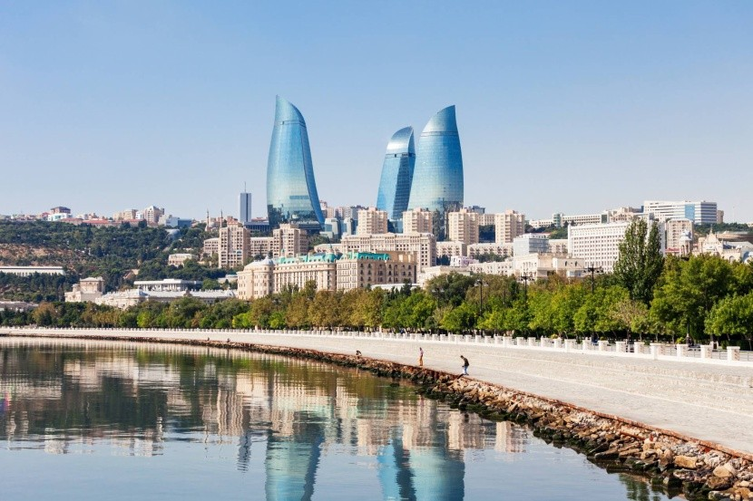 Celkový pohled na Baku