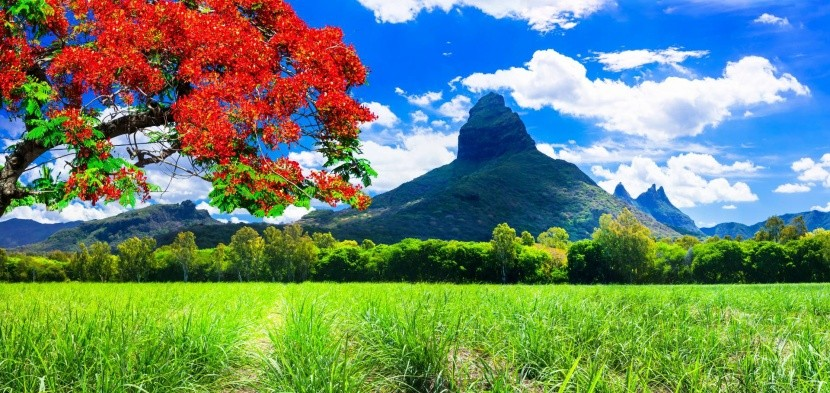 Mauritius szigetének természeti adottságai