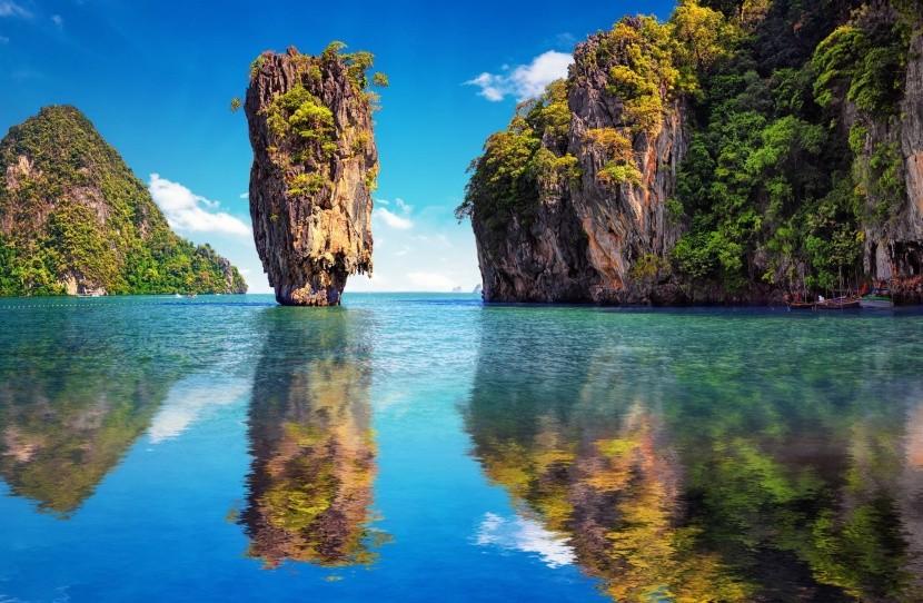 Phangnga-öböl, Thaiföld