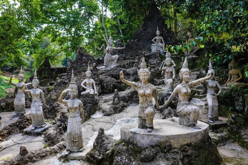 Buddha Kertje, Koh Samui