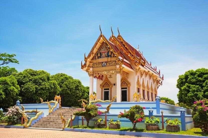 Wat Kunaram, Koh Samui