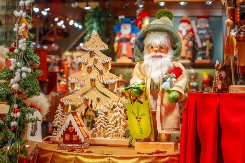 V Belgii může Santa Claus vypadat i takto