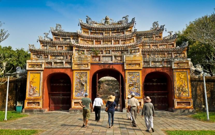 A tiltott város kapuja, Hue