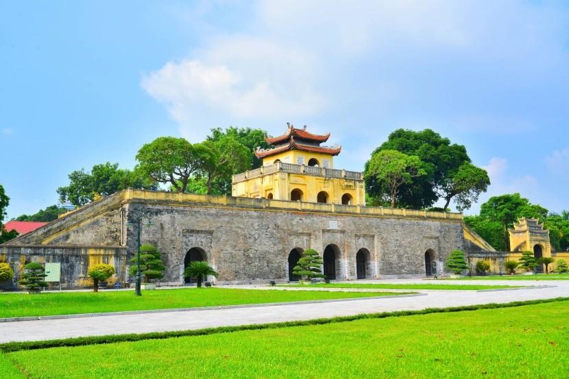Thanglongi császári város, Hanoii