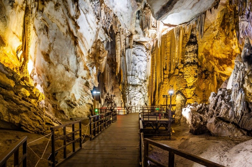 Phong Nha-Ke Bang Nemeti Park barlangja