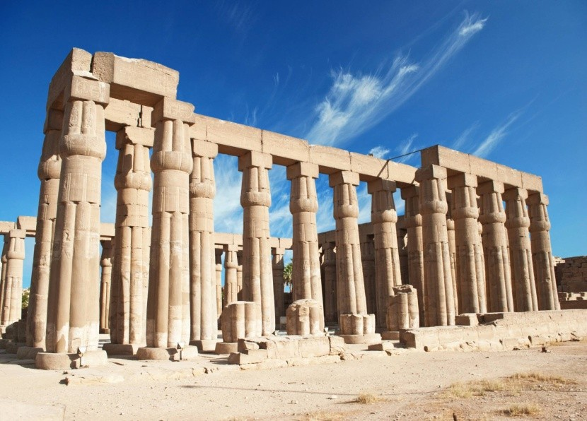 Luxori templom