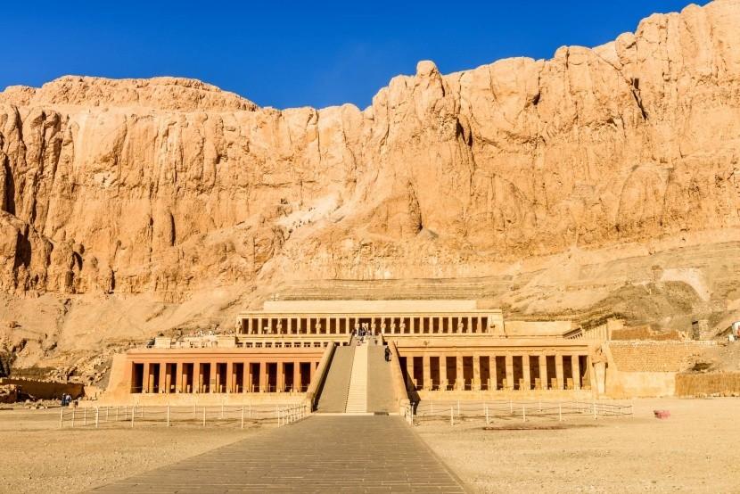 Hatsepszut királynő halotti temploma