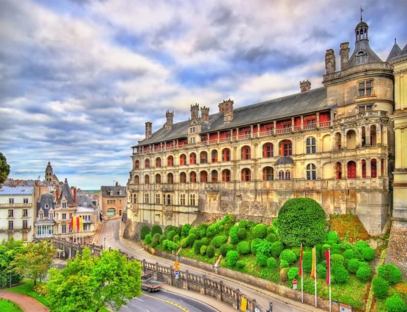 Zámek Blois
