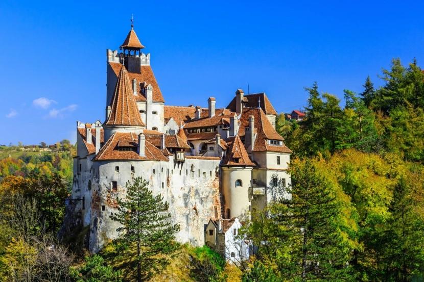 A törcsvári kastély, Drakula vára, Castelul D