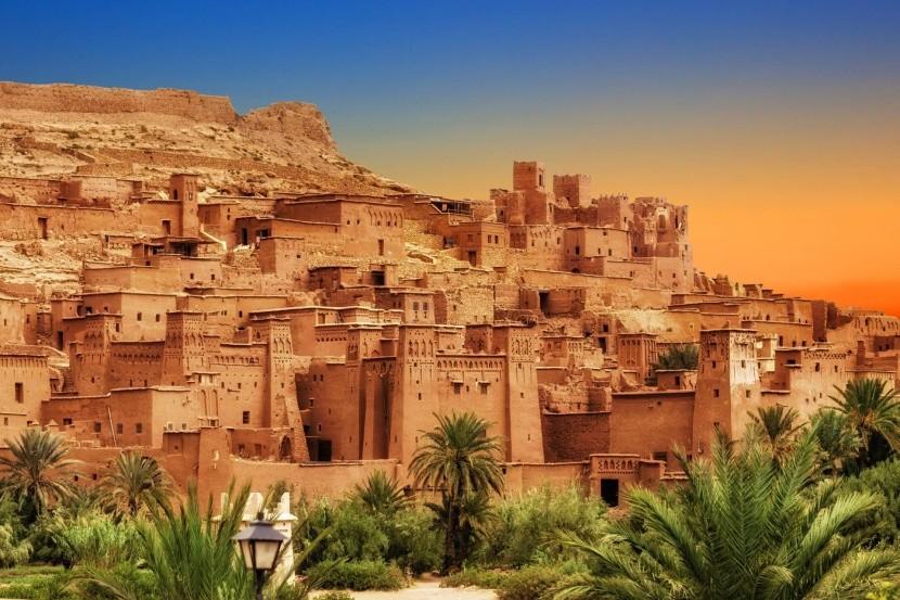 Aït Benhaddou Marokkó