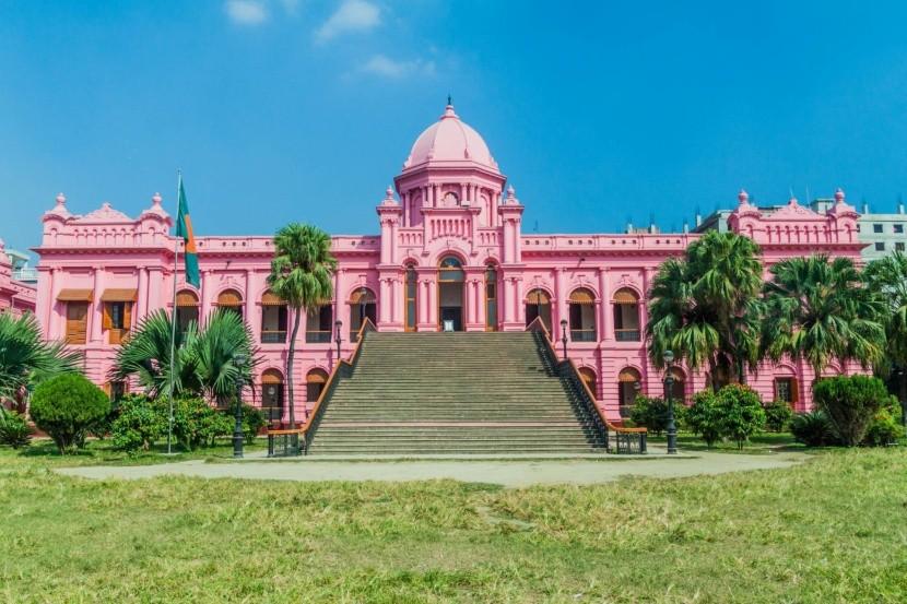 Palác Ahsan-Manzil, Dháka