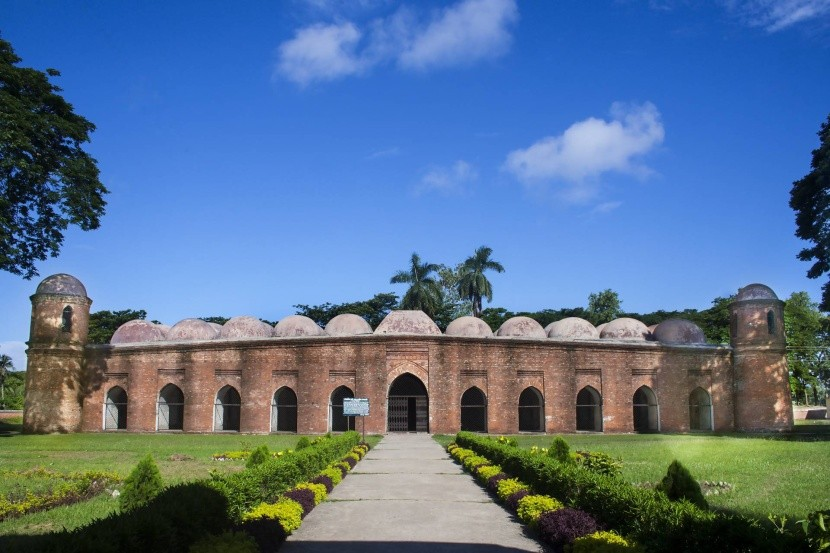 Mešita Shait-Gumbad v Bagerhatu