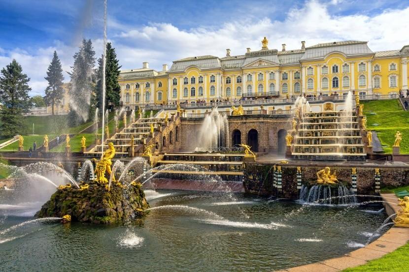 Peterhof, Oroszország