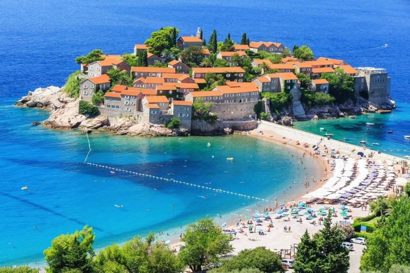 Sveti Stefan, Čierna Hora