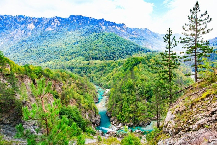 Národný park Durmitor