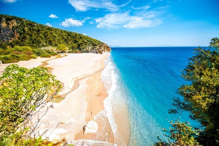 Pláž Gjipe