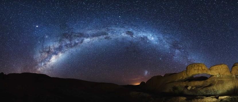 Hora Spitzkoppe, Namíbia