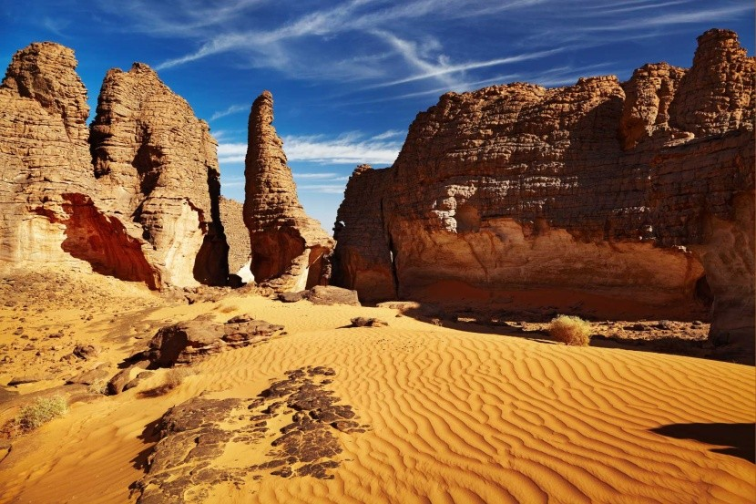 Tassili n'Ajjer, Alžírsko