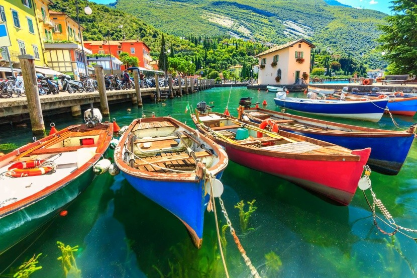 Torbole pri Lago di Garda, Taliansko