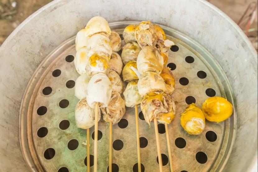 Balut Fülöp-szigetek nemzeti étel
