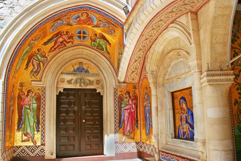 Klášter Kykko, Kypr