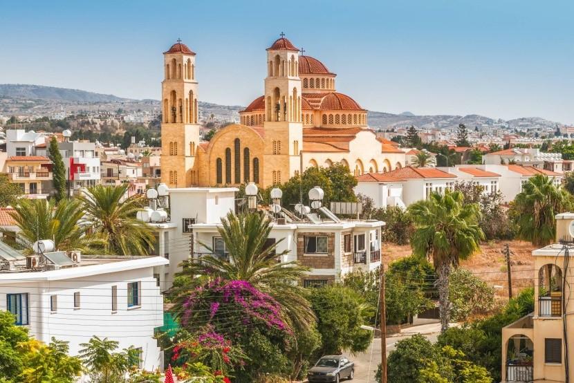 Paphos, Kypr