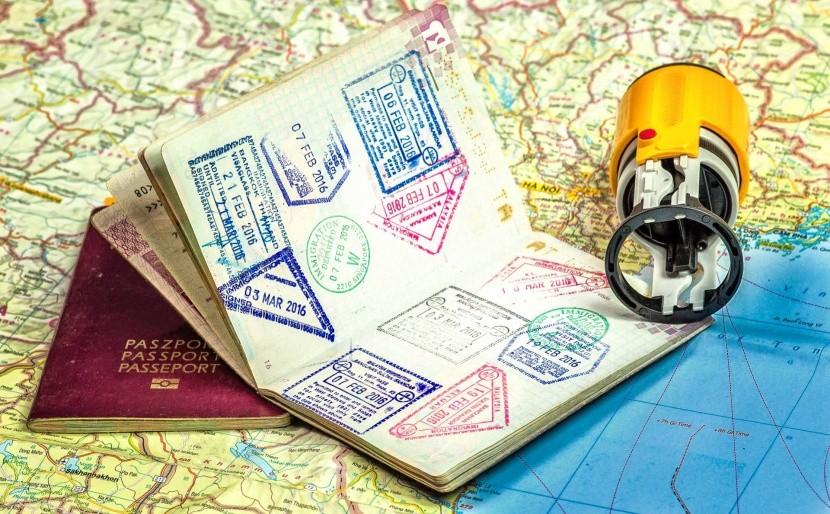 vízum útlevél ellenörzés