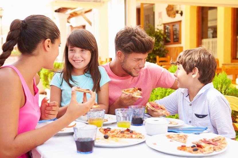 Děti italskou kuchyni milují