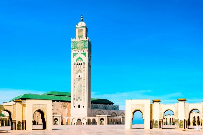 Mešita Hassana II. v Casablance