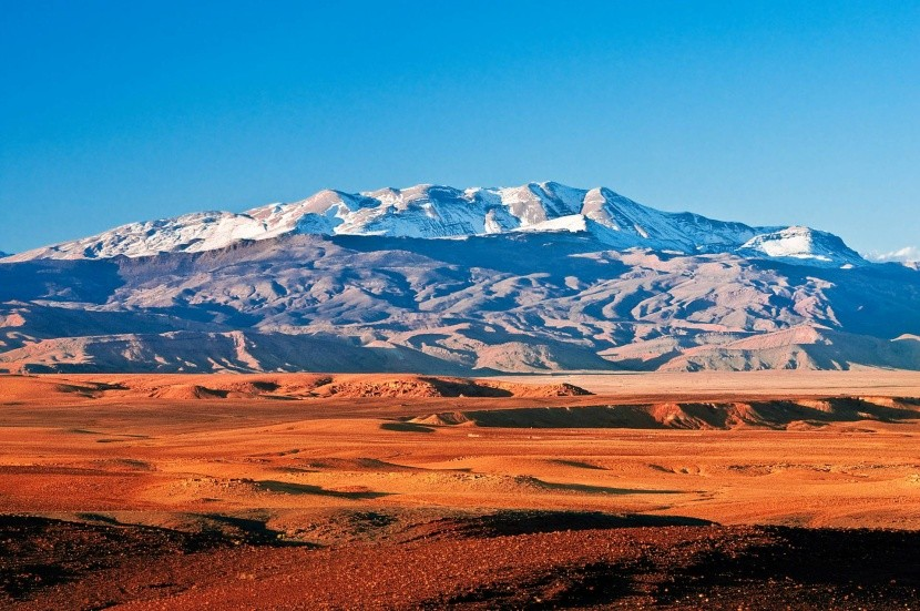 Pohoří Atlas, Maroko
