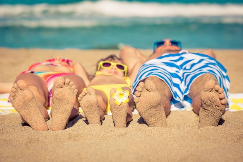Családi nyaralás