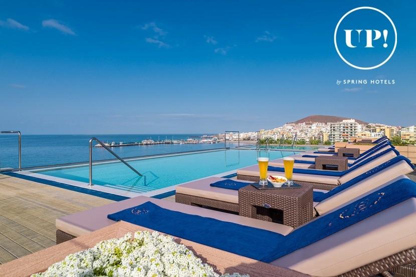 Arona Gran Hotel & Spa Tenefire medence tenge