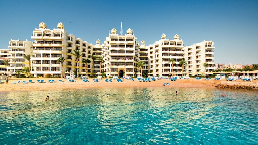 Sunrise Holidays Resort Hurghada  Vörös-tenge