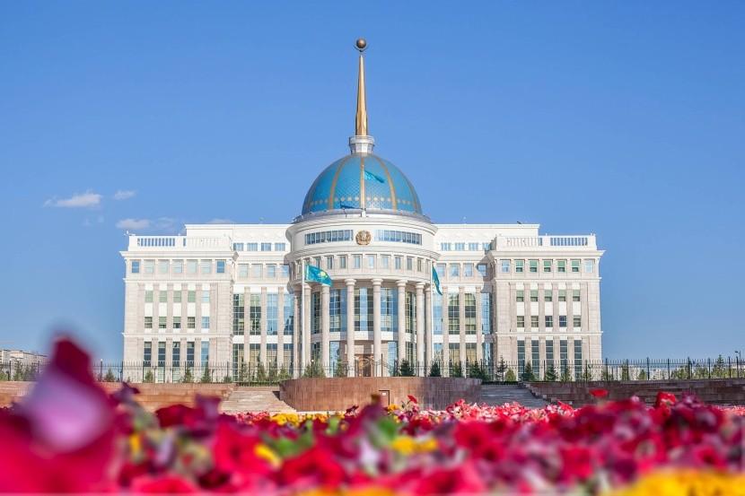 Prezidentský palác Ak Orda